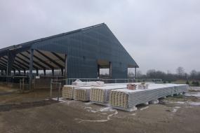 1.190 m² paneler monteret på bare én dag