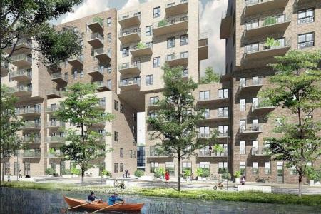 Kubehusene   Byggematerialer dk