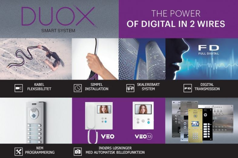 DUOX smart system