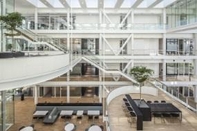 3 bæredygtige bygninger med ovenlys