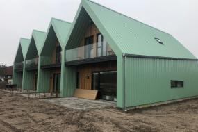 Areco Profiles Pandeplader –  SIGNATUR arkitekter –  Ventilationsvinduet