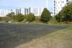 Armeringsnet til P-pladser på græs