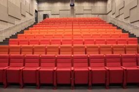 Auditorieindretning  -  Meget er tilladt! Alt er muligt