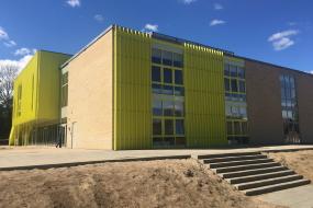 Avanceret lysstyring på Dalby Skole i Kolding