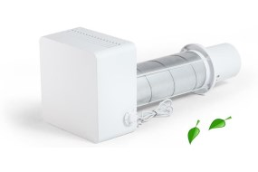 Banebrydende ventilation
