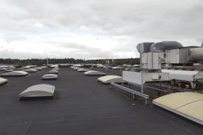 BLÜCHER Blue Roof tagfavanding