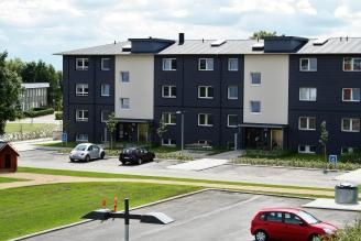 Boligblokke Brønderslev