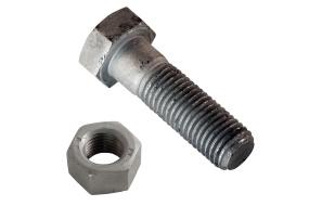 Bolte til CE-mærket stål