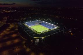 Brøndby Stadion - Udvidelse af stadion