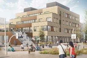 Campus Horsens - SOSU Horsens