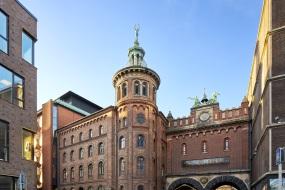 Carlsberg Byen, Hotel Ottilia Byggefelt 3, Lagerkælder 3 og Maltmagasinet