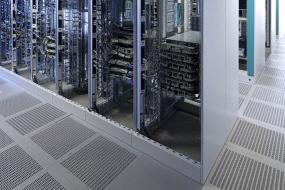 CC Gulve leverer komplette gulvløsninger med tavlerammer til teknikrum