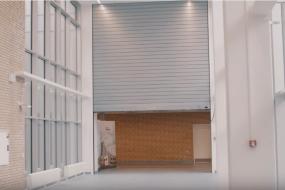 Danmarks nok største brandjalousi kommer fra Alux