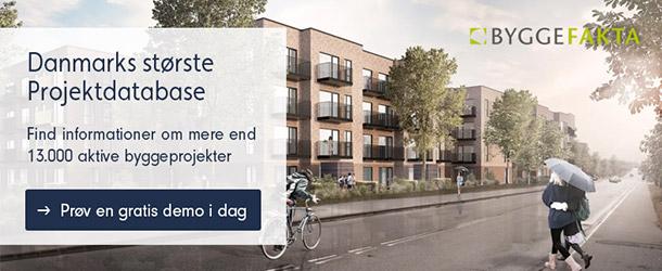 Danmarks største Projektdatabase
