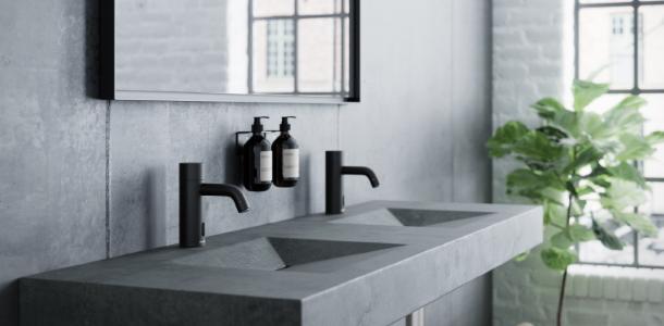 Design og funktionalitet revolutionerer inden for berøringsfrie vandhaner