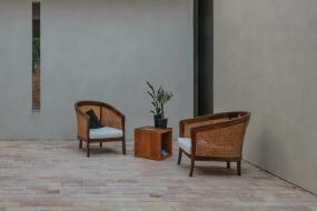 Designflader i bæredygtig lerpuds fra Clayworks