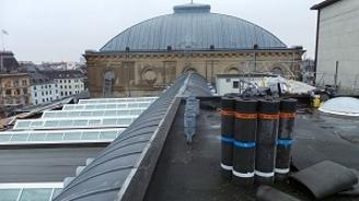 Det Kongelige Teater- Renovering af teater