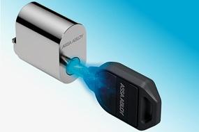 Det nye digitale låsesystem er helt uden batterier og kabler