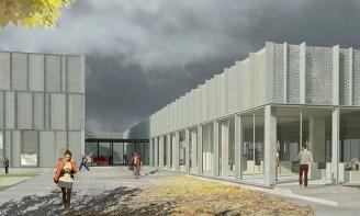 DTU - Beton og Materiale Laboratorium - bygning 130