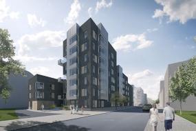 Engparken - 61 nye boliger ved Køge Kyst