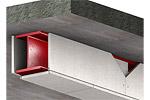 Enkel og effektiv brandbeskyttelse af stålkonstruktioner