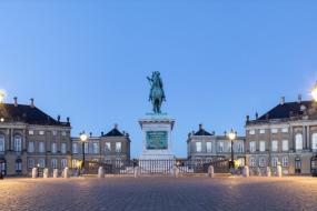Etablering af pumpeanlæg på Amalienborg