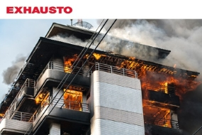EXHAUSTO Fire Guard System