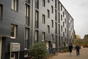 Facaderenovering transformerer boligblokke i Roskilde