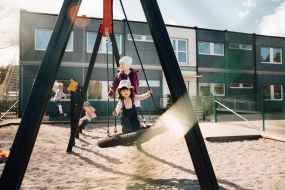 Fleksible bygninger øger kapaciteten og hygiejnen i institutioner
