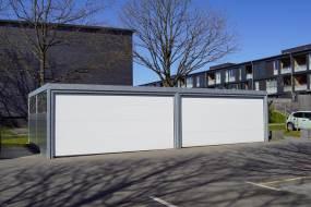 Fleksible garager efter behov