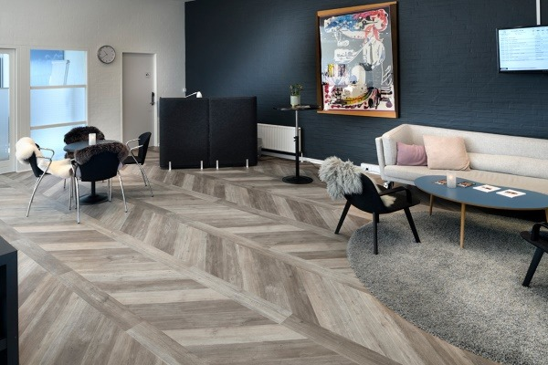 Design vinylfliser - LVT