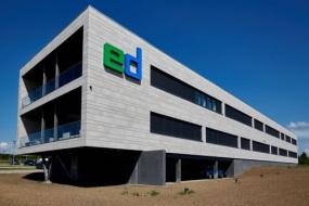 Fremtidens Byggemateriale - Hovedkvarter for ED Data