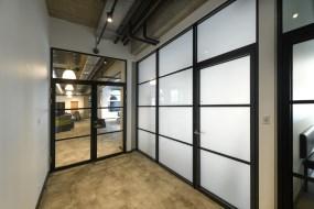 Funktionelle glasvægge med stil