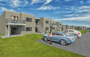 Gilmoseparken - Opførelse af boliger