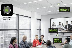God lyd i mødelokalet – komplette løsninger