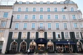 GROHE øger gæsteoplevelsen på landets prominente hoteller og kroer