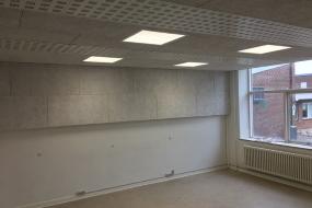 Innovativ ventilation til fremtidens skole