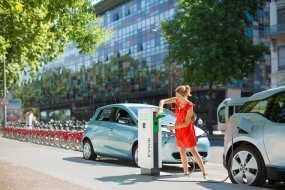 Intelligent styring sikrer strøm til el-biler og bygninger