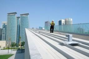 Kee Safety sikkerhedssystemer til arbejde i højden