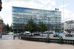 KNX-teknologi fra ABB imponerer stadig i Industriens Hus