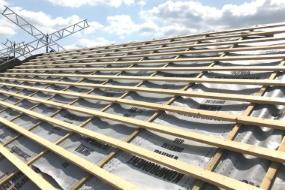 Komplet systemløsning til tag på 50 huse i Ribe
