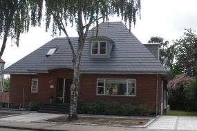 Koncept roof  - intelligent naturskifertag