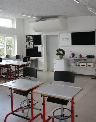 Kornmod Realskole, Silkeborg