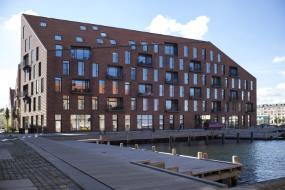 Krøyers Plads - opførelse af boliger
