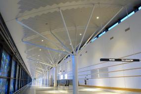 Langdistanceterminal i Københavns Lufthavn