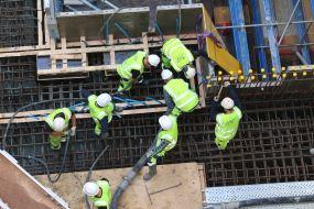 Mega Flex har bemandet byggeprojektet for City Metro Ringen