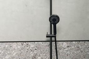 Ny fleksibel og æstetisk bruseløsning til de små badeværelser