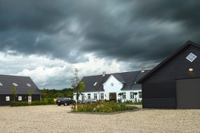 Nybygget landbrugsejendom - Vejby