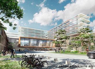 Nyt Aalborg Universitetshospital
