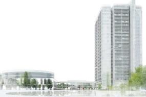 Nyt Hospital Herlev - Delprojekt A